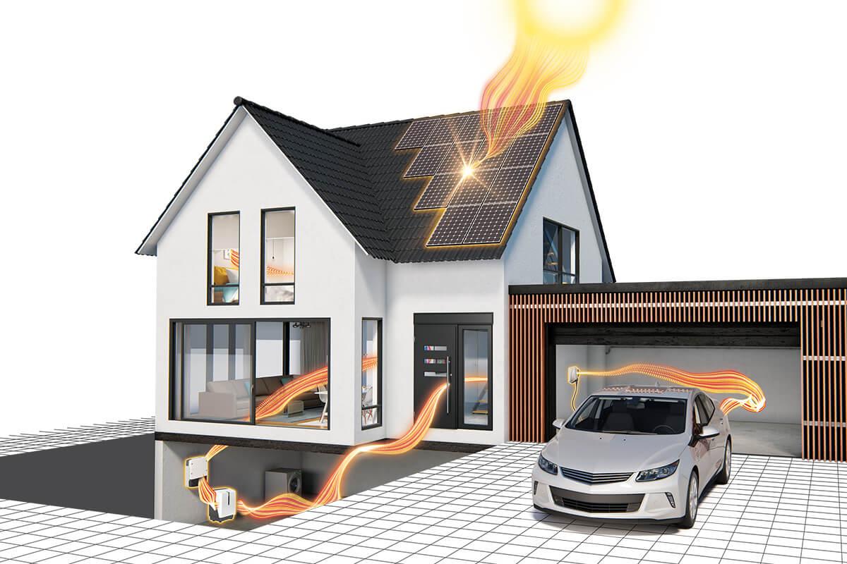 Auto Kühlschrank Solar : Photovoltaikanlagen mit speicher für ihr eigenheim ibc solar